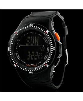 Αθλητικό ρολόι χειρός ανδρικό SKMEI 0989 Black