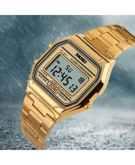 Ρολόι χειρός ανδρικό SKMEI 1123 GOLD