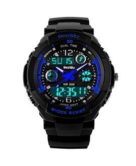 Ρολόι αθλητικό αδιάβροχο SKMEI 931 Blue