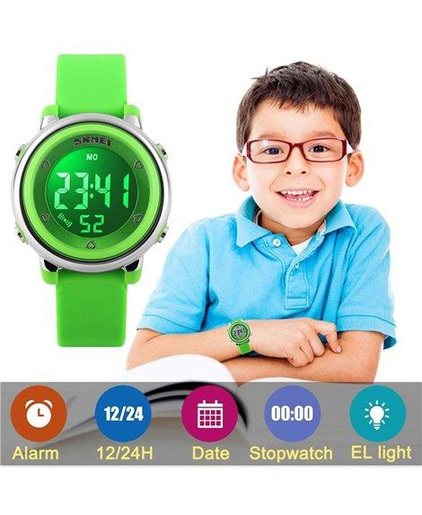 Ρολόι χειρός παιδικό SKMEI DG1100 GREEN