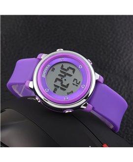 Ρολόι χειρός παιδικό SKMEI DG1100 PURLE