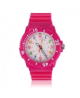 Ρολόι χειρός παιδικό SKMEI 1043 PINK