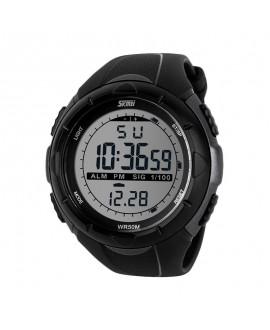 Αθλητικό ρολόι χειρός ανδρικό SKMEI 1025 Titanium