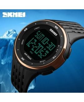 Αθλητικό ρολόι χειρός ανδρικό SKMEI 1219 GOLD