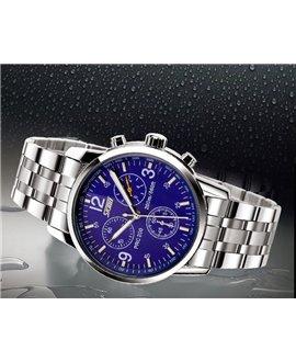 Ρολόι χειρός ανδρικό SKMEI 9070CS BLUE