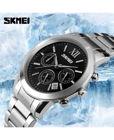 Ρολόι χειρός ανδρικό SKMEI 9097 BLACK