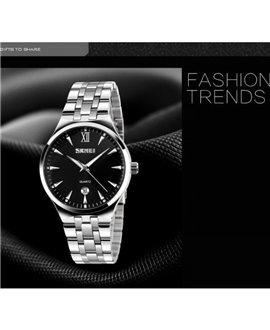 Ρολόι χειρός ανδρικό SKMEI 9071 BLACK