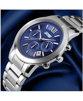 Ρολόι χειρός ανδρικό SKMEI SKMEI 9097 BLUE