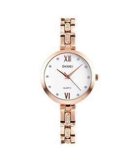 Ρολόι χειρός γυναικείο SKMEI 1225 ROSE GOLD