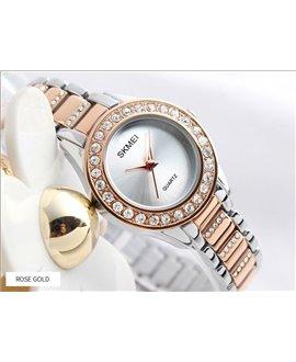 Ρολόι χειρός γυναικείο SKMEI 1262 GOLD