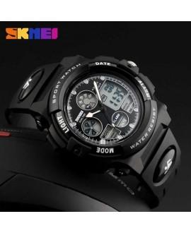 Αθλητικό ρολόι χειρός παιδικό SKMEI AD1163 BLACK