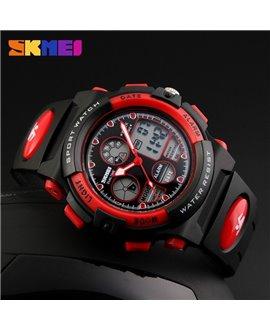 Αθλητικό ρολόι χειρός παιδικό SKMEI AD1163 RED