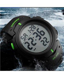 Αθλητικό ρολόι χειρός SKMEI 1068 green