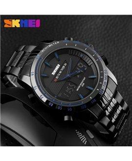 Ρολόι χειρός αδιάβροχο SKMEI AD1131 blue