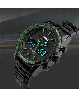 Ρολόι χειρός αδιάβροχο SKMEI AD1131 green