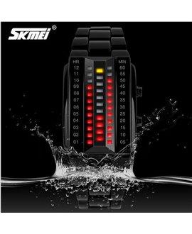 Ρολόι χειρός ανδρικό SKMEI 1035 black