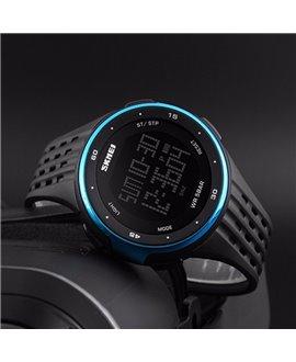 Αθλητικό ρολόι χειρός ανδρικό SKMEI 1219 BLUE