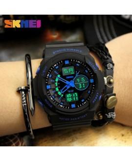 Ρολόι αθλητικό αδιάβροχο SKMEI AD0955 BLUE