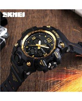 Αθλητικό ρολόι χειρός ανδρικό SKMEI 1155B GOLD