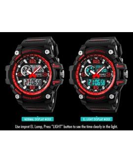 Αθλητικό ρολόι χειρός ανδρικό SKMEI 1283 BLUE/RED