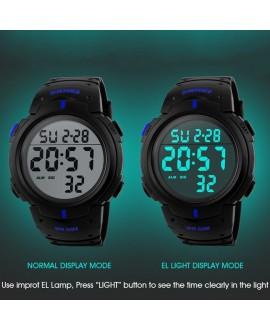 Αθλητικό ρολόι χειρός Skmei 1068 BLUE