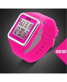 Ρολόι χειρός γυναικείο SKMEI DG1139 ROSE PINK