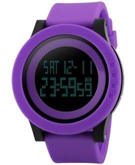 Ρολόι χειρός γυναικείο SKMEI DG1142 PURPLE