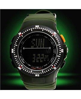Αθλητικό ρολόι χειρός ανδρικό SKMEI 0989 GREEN