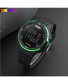 Αθλητικό ρολόι χειρός ανδρικό SKMEI 1219 GREEN
