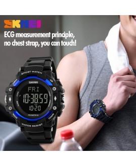 Ρολόι με βηματομετρητή χειρός ανδρικό SKMEI 1180 BLUE