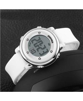 Ρολόι χειρός παιδικό SKMEI DG1100 WHITE