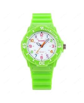 Ρολόι χειρός παιδικό SKMEI 1043 LIGHT GREEN
