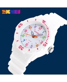 Ρολόι χειρός παιδικό SKMEI 1043 WHITE