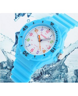 Ρολόι χειρός παιδικό SKMEI 1043 LIGHT BLUE