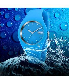 Ρολόι χειρός ανδρικό SKMEI 9068 LIGHT BLUE