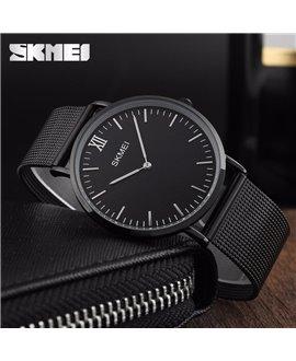 Ρολόι χειρός unisex SKMEI 1181 BLACK