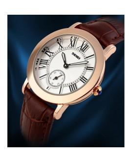 Ρολόι χειρός γυναικείο SKMEI 1083 BROWN