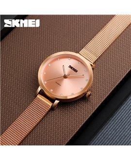 Ρολόι χειρός γυναικείο SKMEI 1291 ROSE GOLD