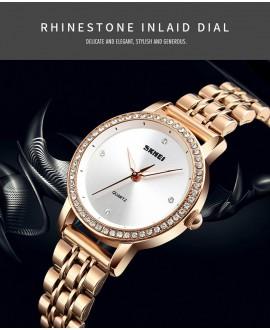 Ρολόι χειρός γυναικείο SKMEI 1311 ROSE GOLD