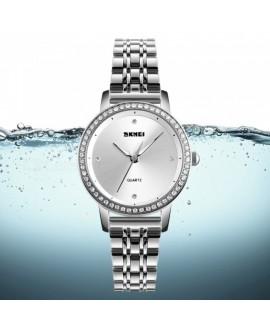 Ρολόι χειρός γυναικείο SKMEI 1311 SILVER