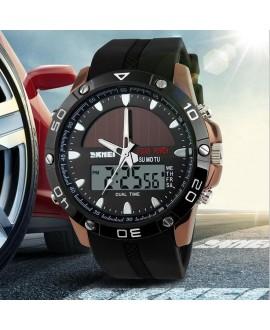 Αθλητικό ηλιακό ρολόι χειρός ανδρικό SKMEI 1064 solar