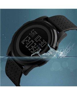 Αθλητικό ρολόι χειρός ανδρικό SKMEI 1206 BLACK