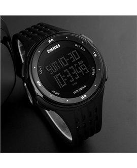 Αθλητικό ρολόι χειρός ανδρικό SKMEI 1219 BLACK