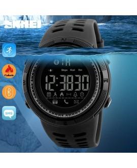 Ρολόι με βηματομετρητή χειρός ανδρικό SKMEI 1250 BLACK