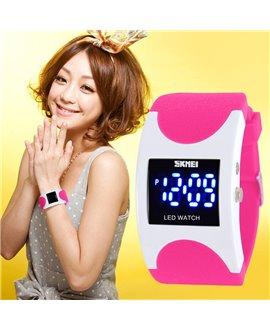 Ρολόι χειρός γυναικείο SKMEI 951 PINK