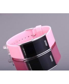 Ρολόι χειρός γυναικείο SKMEI 0805 PINK