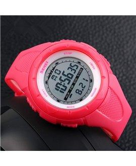 Αθλητικό ρολόι χειρός γυναικείο SKMEI 1074 HOT PINK