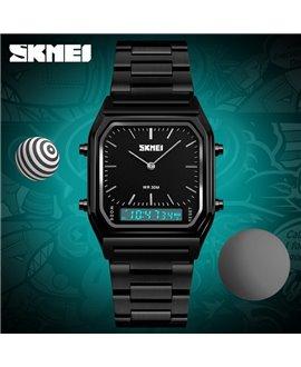 Ρολόι χειρός ανδρικό SKMEI 1220 BLACK