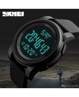 Ρολόι χειρός ανδρικό SKMEI 1257 BLACK