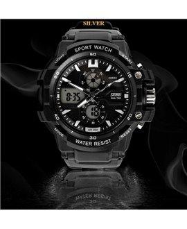 Αθλητικό ρολόι χειρός ανδρικό SKMEI 0990 WHITE